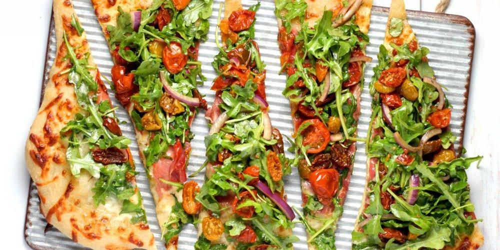 Πίτσα χωρίς γλουτένη