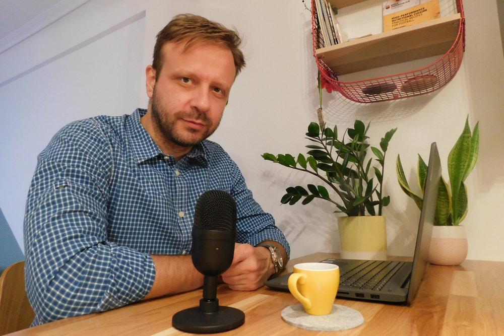 podcasts διατροφή διαιτολόγος Θεσσαλονίκη